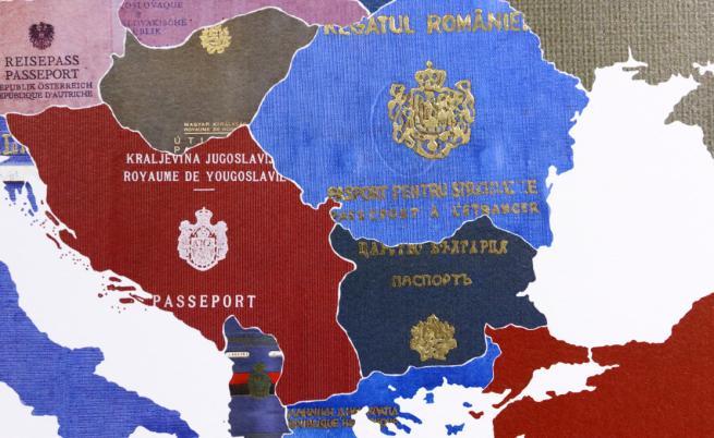 Паспортните графики са дело на художника Янко Тихов.