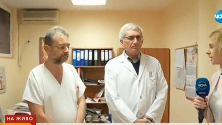 Без прием на спешни случаи в педиатрията, какво следва