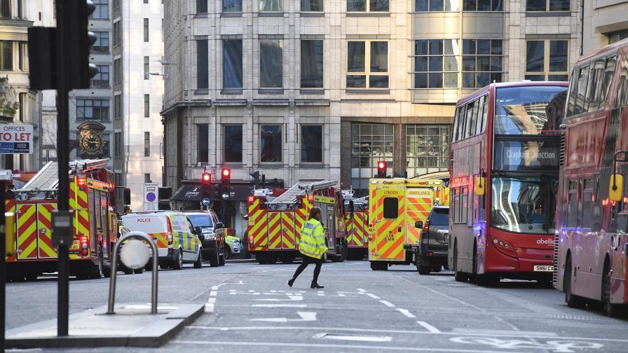 <p>Нападението в<strong> Лондон</strong> е терористичен акт, жертви&nbsp;</p>
