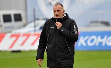 Антони Здравков: До първия гол доминирахме