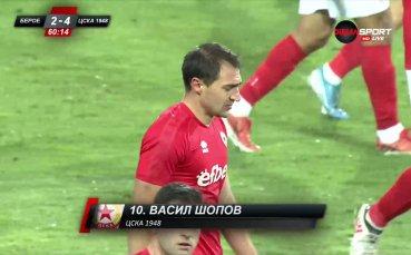 ЦСКА 1948 не се спира - 2:4