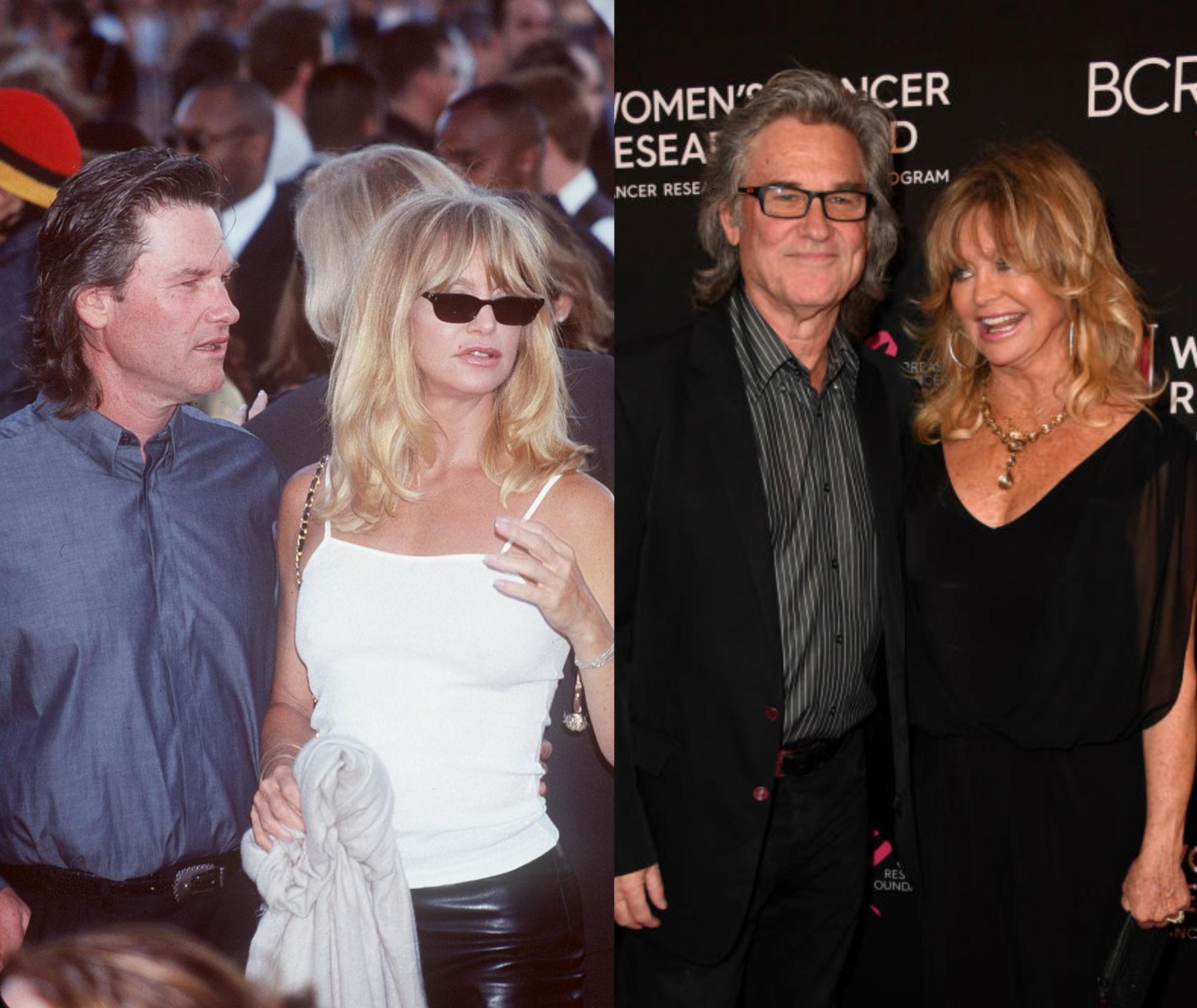 <p><strong>Голди Хоун и Кърт Ръсел&nbsp;</strong>нямат брак, но въпреки това са заедно вече цели 36 г.</p>