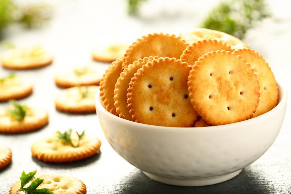 крекери солети бисквити