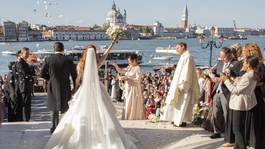 Звездните сватби на 2019 година