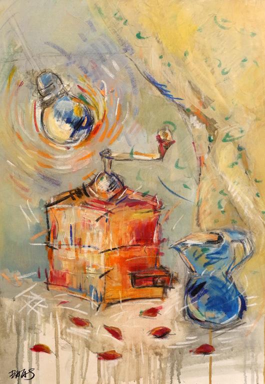 <p>Ваня Бурова &ndash; Кафе на зазоряване</p>