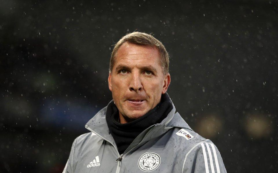 Назначеният мениджър през февруари за Лестър Сити – Брендън Роджърс,