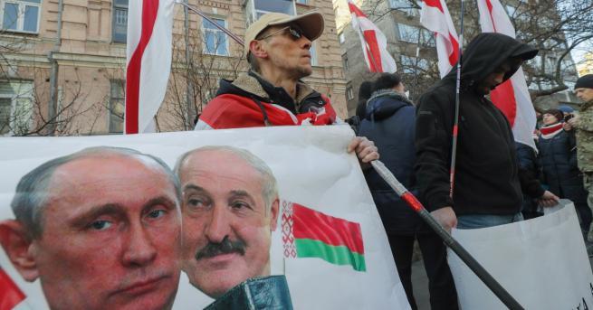 Свят Лукашенко в Москва, ще стане ли Беларус част от