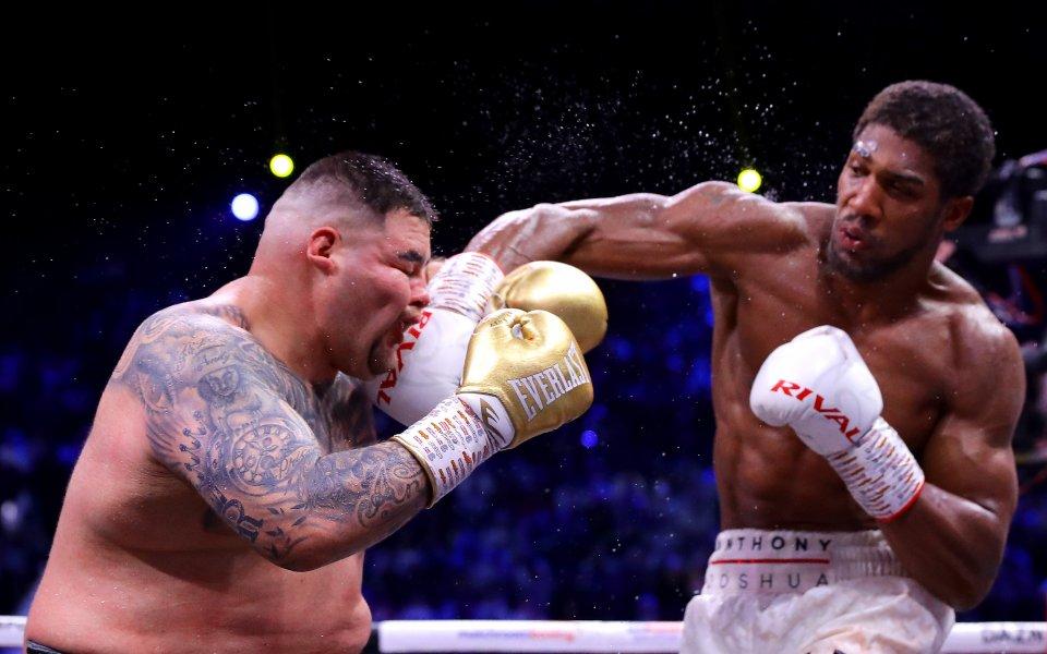 Американският боксьор от мексикански произход Анди Руис назова причината за
