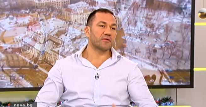 България Кубрат Пулев: Няма по-сигурно нещо Бъдещ мач с Джошуа