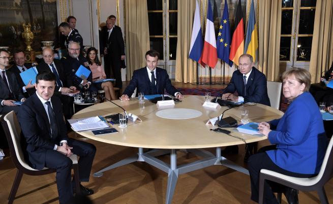 Путин след срещите в Париж: Да, доволен съм