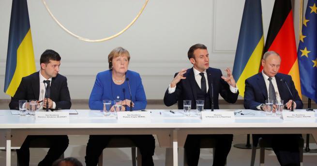 Свят Путин и Зеленски се договориха: Спиране на огъня в