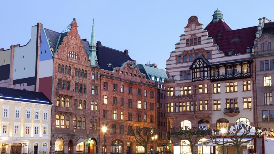 <p><strong>Малмьо</strong> - едно от бижутата на Швеция (СНИМКИ)</p>