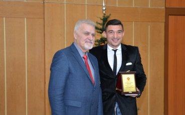 Лудогорец е отбор на 2019 г. на Разград, Кешеру - спортист №1