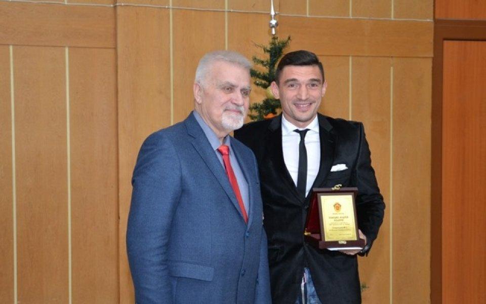 Лудогорец бе избран за отбор №1 на Разград за 2019