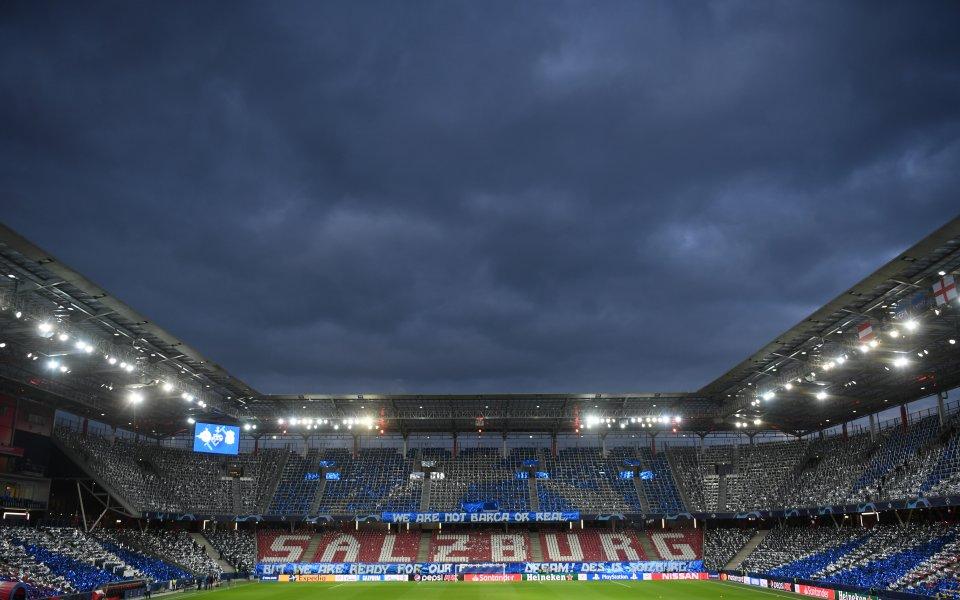 Тимът на РБ Залцбург приема европейския шампион Ливърпул от 19:55