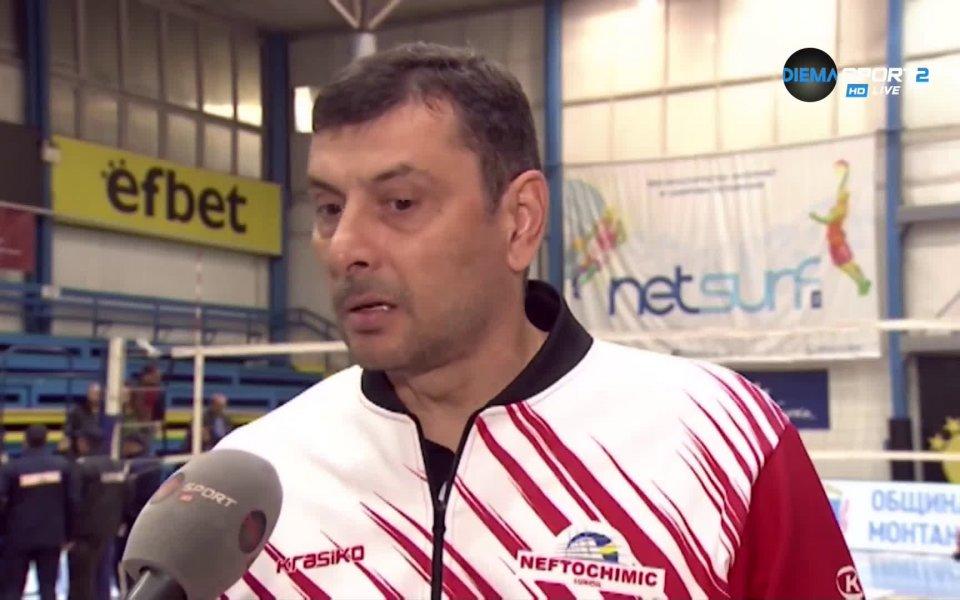 Вижте най-интересните моменти от мачовете във волейболната Суперлига, 9-ти кръг.