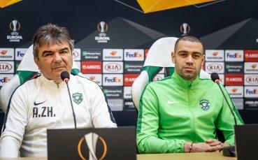 Алекси Желязков: По-добрият отбор сме