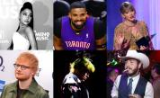 Ето ги най-успешните изпълнители за 2019 г.