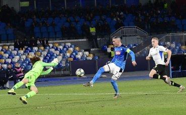 Белгиец стана най-младият вратар с участие в ШЛ
