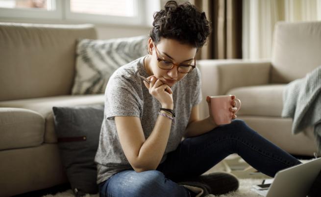 5. Губите бързо търпение да четете книга или да гледате филм?