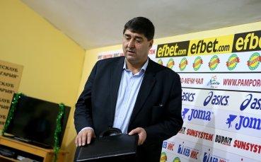 Борислав Кьосев: Мога да допринеса за развитието на малките клубове