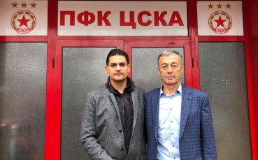 Адвокат дари исканията си от ЦСКА обратно на школата