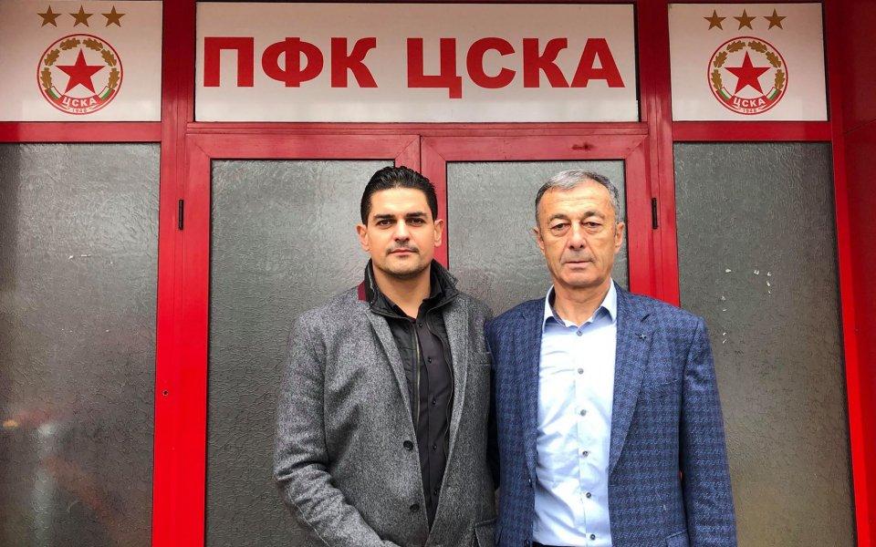 Адвокат по спортно право: Време е двата клуба ЦСКА да се обединят