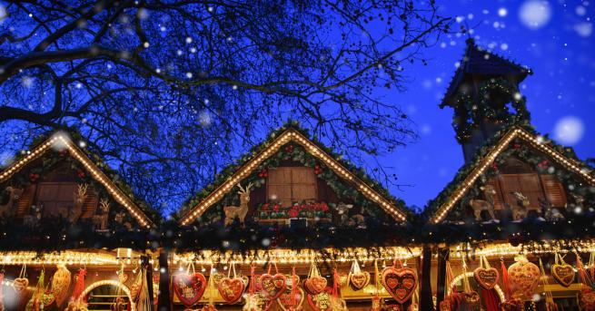 Коледа Ето ги най-хубавите коледни базари в Европа 5 места,