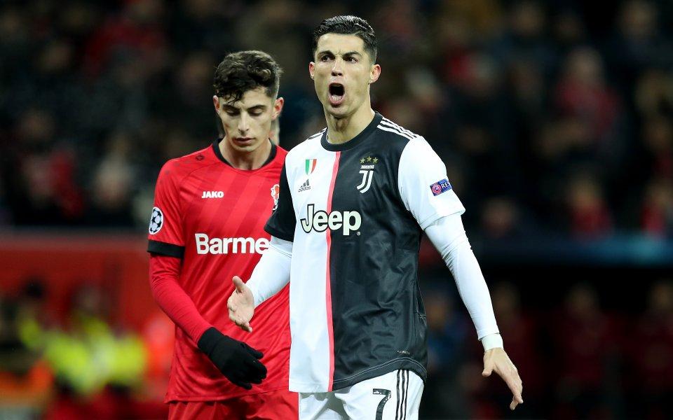 Футболната звезда Кристиано Роналдо остана неприятно изненадан след победата на