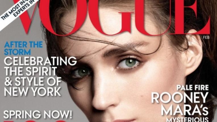 Vogue модно списание ураган Санди фотосесия Ани Лейбовиц
