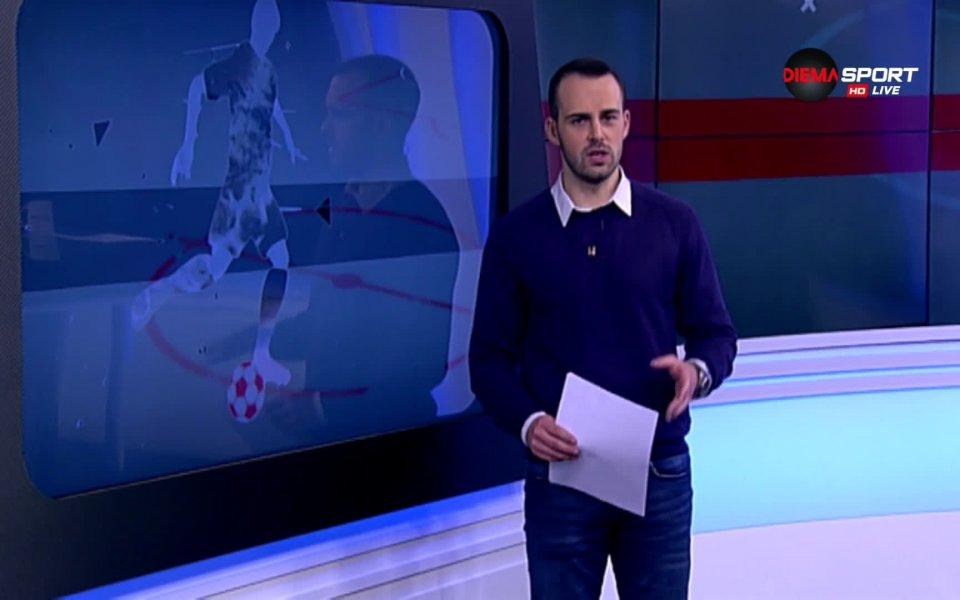 Тимовете на Славия и Лудогорец затварят програмата на 20-ия (последен)
