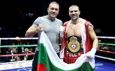 Тервел Пулев се завръща на ринга!