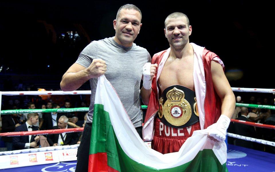 Българският професионален боксьор Тервел Пулев е бил проверен от Световната