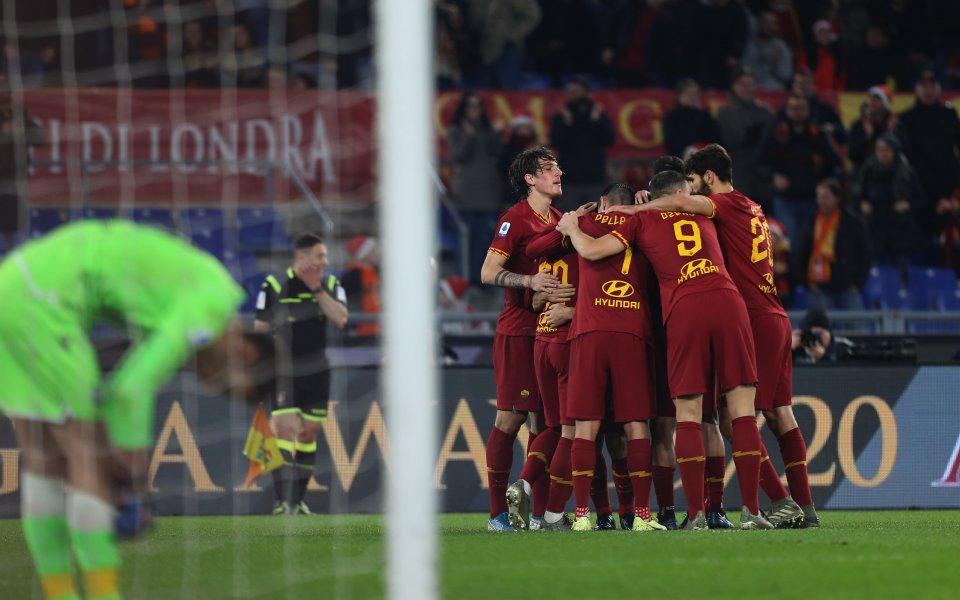 Рома не допусна изненади и обърна опашкаря