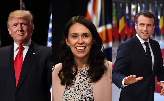 Шестимата най-влиятелни лидери през 2019 г.