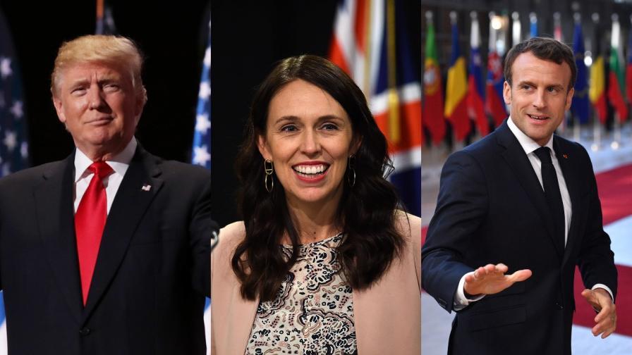 <p>Шестимата <strong>най-влиятелни лидери</strong> през 2019 г.</p>