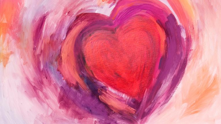 любов сърце книга