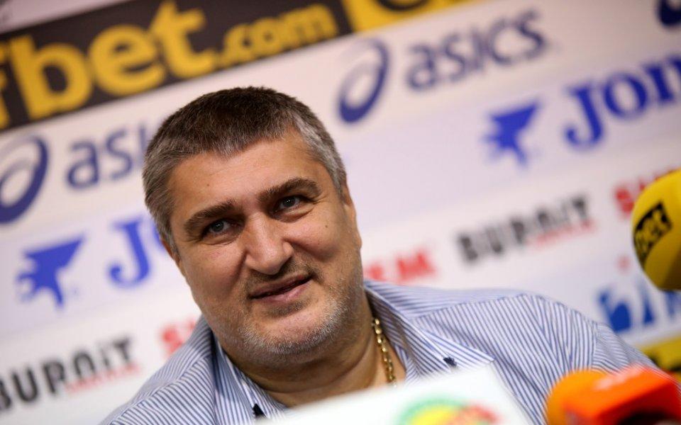 Любо Ганев се срещна с кмета на Бургас и обяви големи цели