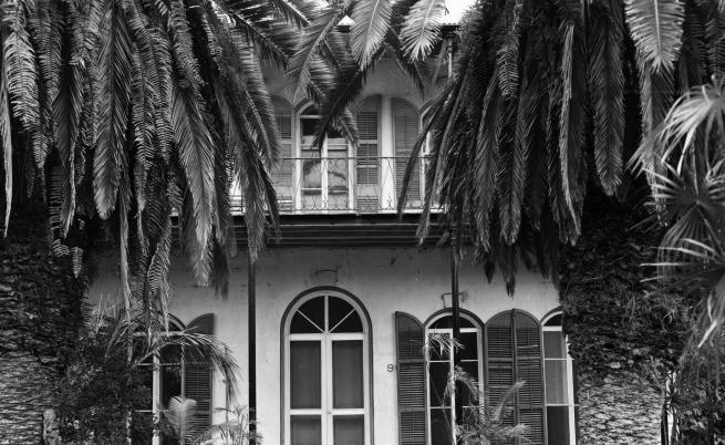 Домът на Хемингуей във Флорида