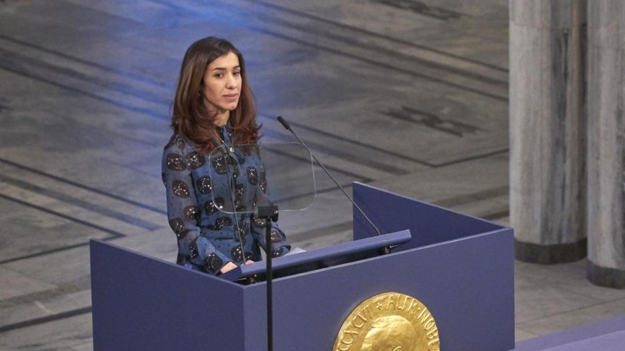 Надя Мурад