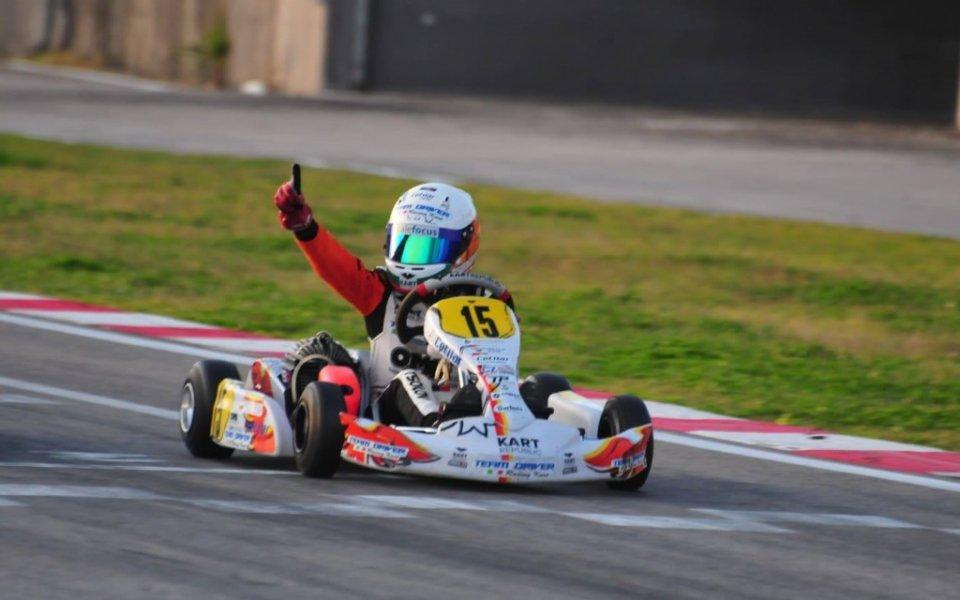 Никола Цолов с нов успех в последното голямо състезание за сезона