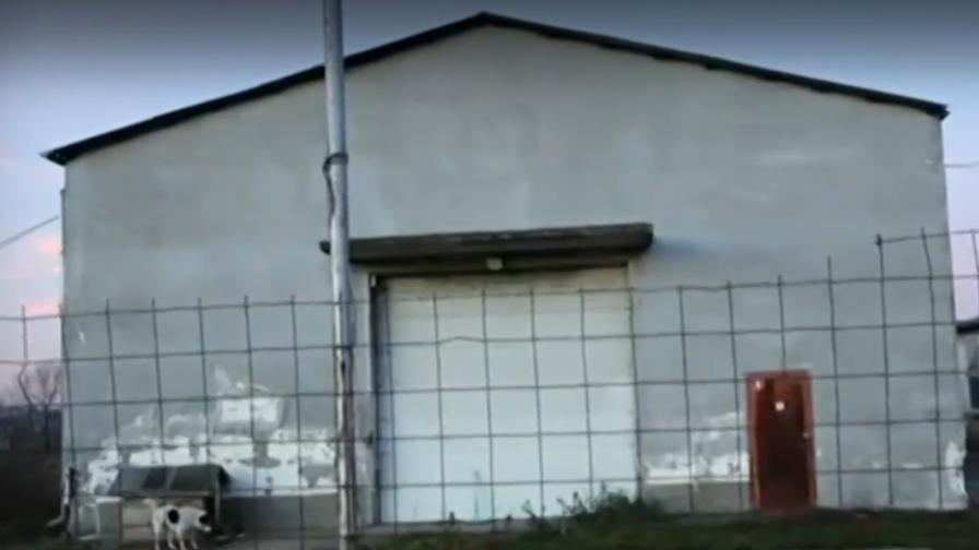 Оранжерия за канабис вместо завод за каравани край Русе