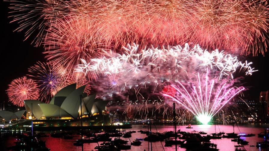 Нова година в Сидни