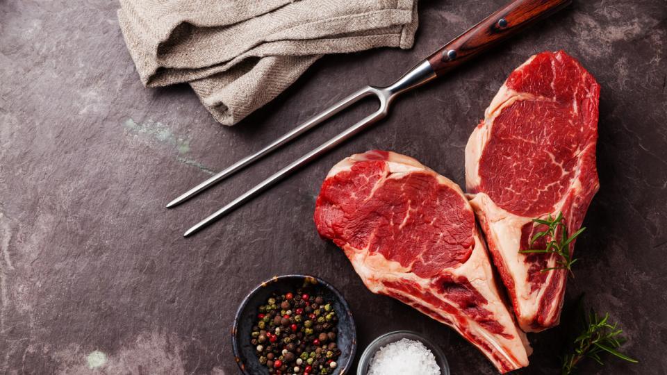 месо храна