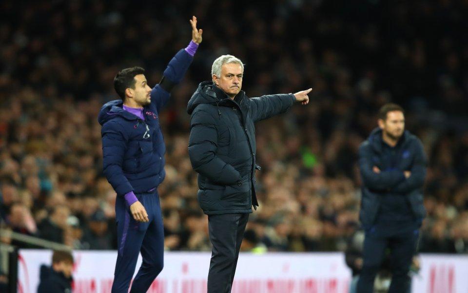 Жозе Моуриньо обвини своя отбор за лошото представяне при загубата