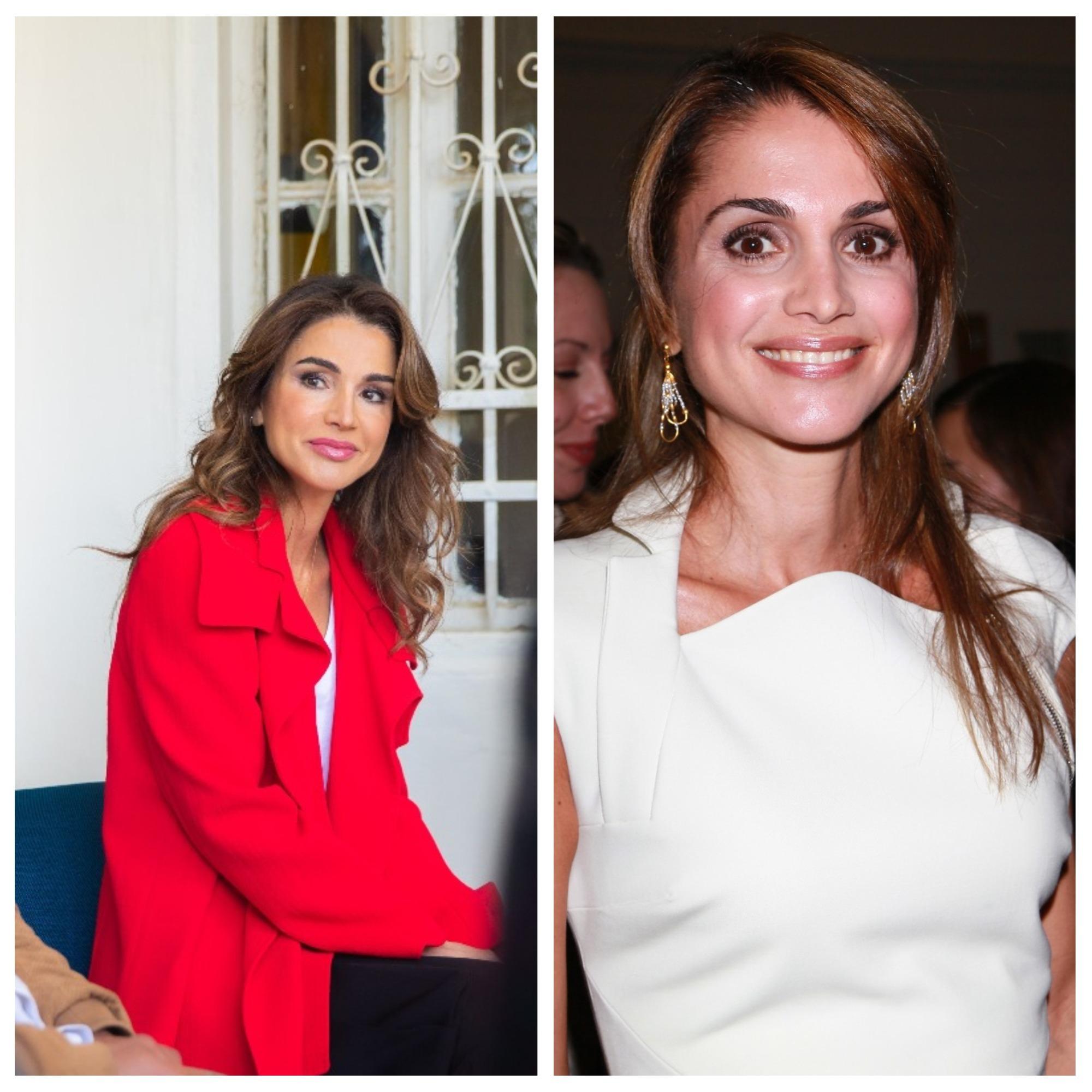 <p><strong>Рания ал-Абдула</strong></p>  <p>Кралицата на Йорданияе родена през 1970 година в Кувейт.</p>  <p>Наследява короната през 1999 година, благодарение на крал &nbsp;Абдула II бин ал-Хусейн, за който се омъжва през 1993 година.</p>  <p>Обявена е и за почетен полковник на йорданската армия.</p>