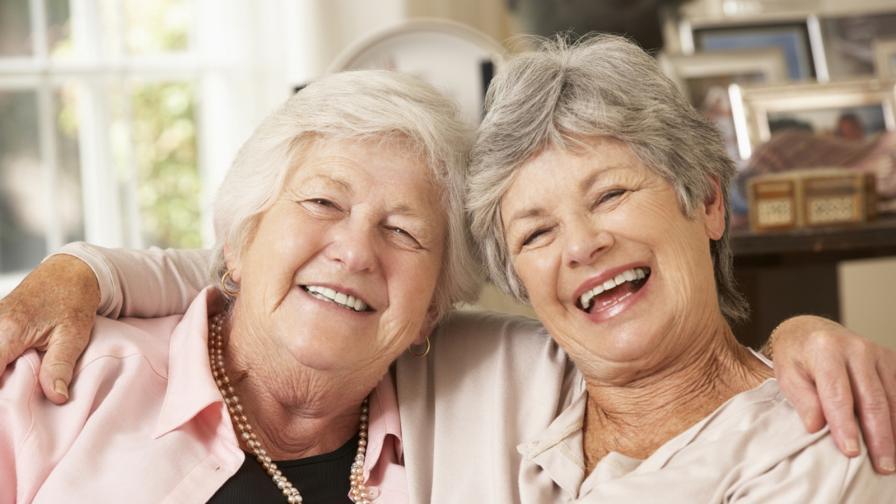 <p>Приятелките, които са неразделни от 1941 година</p>