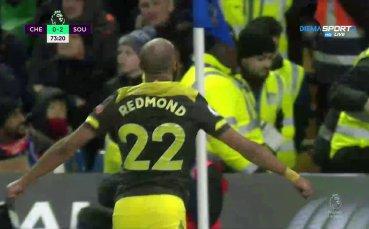 Челси вече изостава с два гола