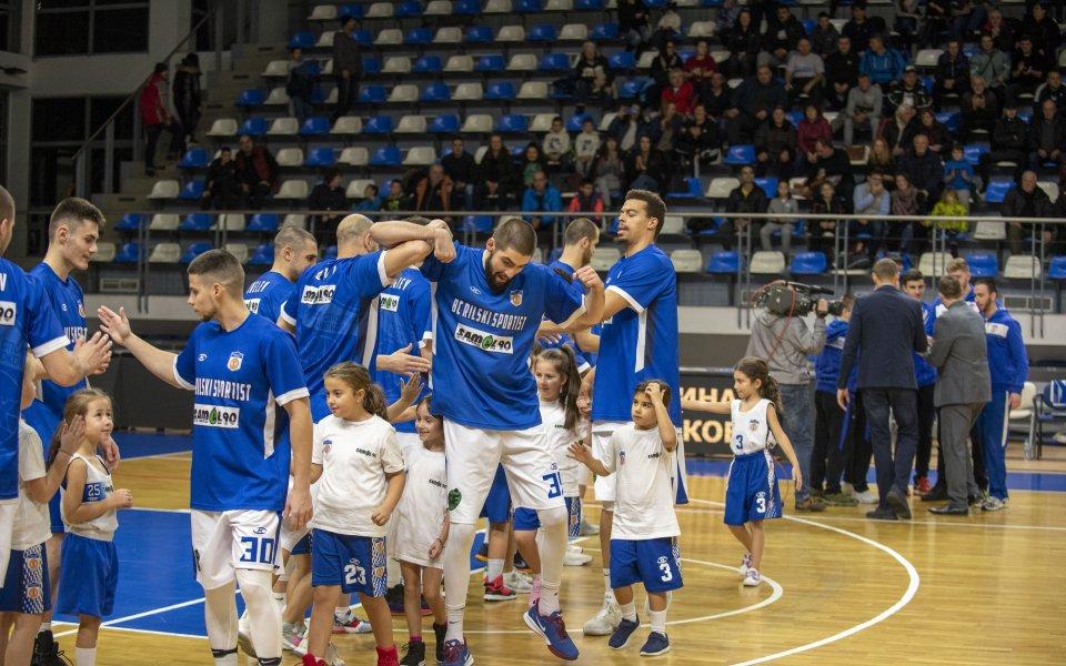 Рилски спортист измъкна драматична победа в Пловдив
