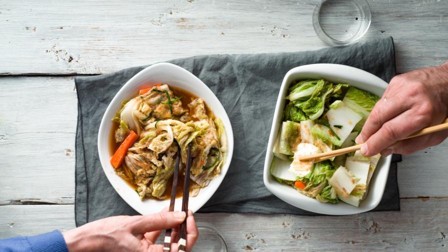 Корейска кухня